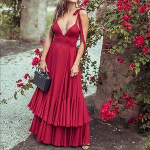 LONG res dress